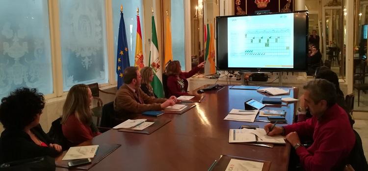 La Comisión Técnica del II PEUCA analiza la Memoria de 2017