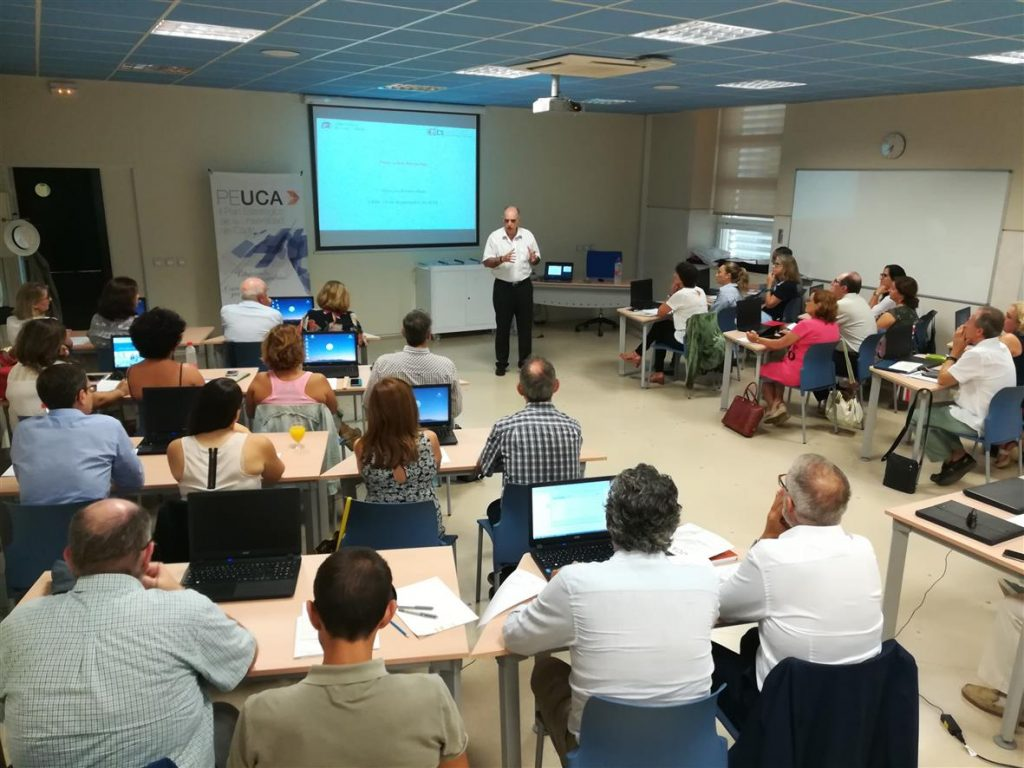 The University of Cádiz holds a Workshop on Rankings with the aim of training its staff