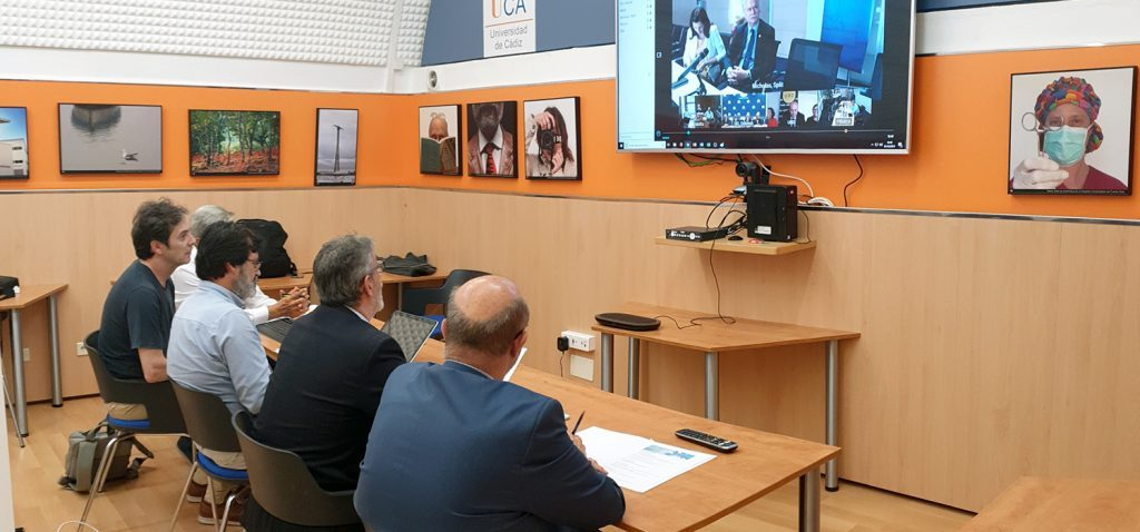 La UCA avanza en la coordinación y configuración de la Universidad Europea de los Mares (SEA-EU)
