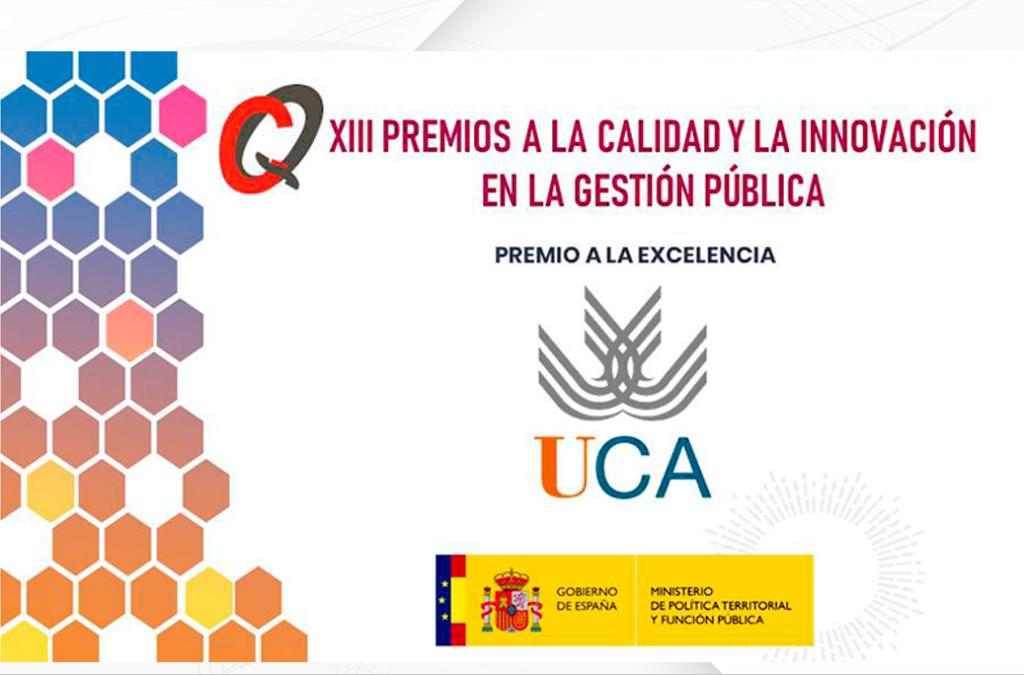 """IMG La UCA, ganadora del Premio a la """"Excelencia en la Gestión Pública"""""""